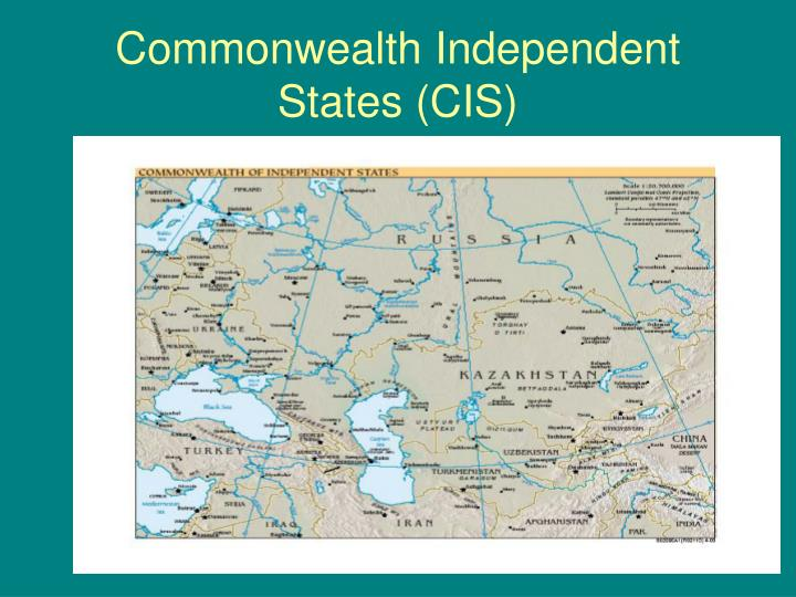 Commonwealth independent states cis