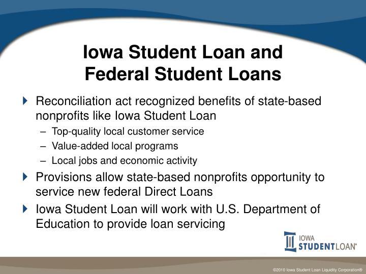 Iowa Student Loan and