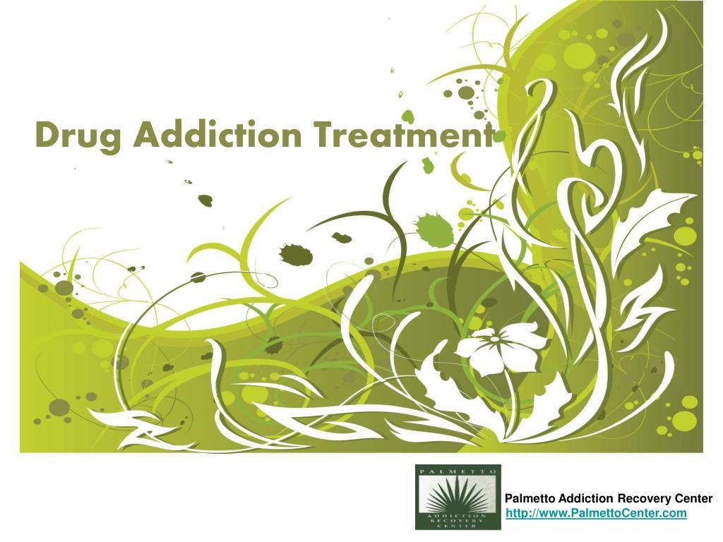 drug addiction treatment l.