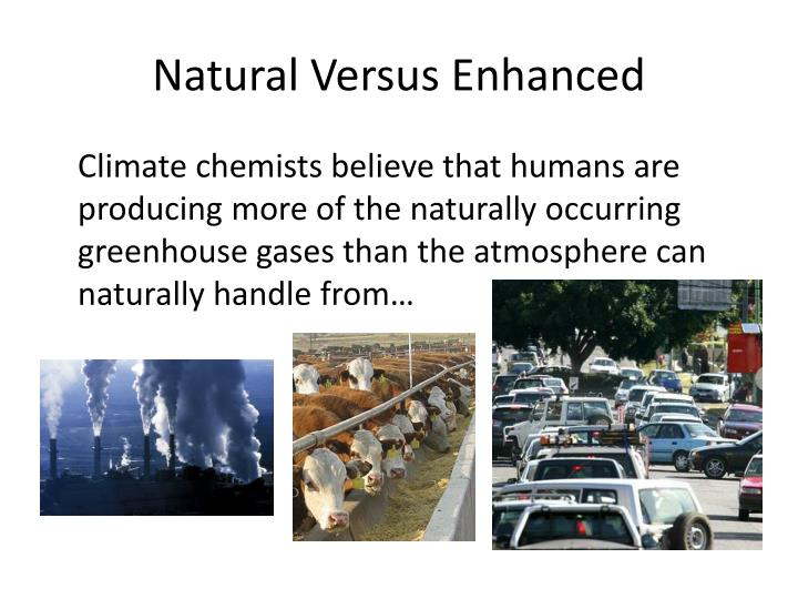 compare and contrast natural versus anthropogenic climate Assignment 2: global warming: cause and mitigation among compare and contrast natural versus anthropogenic climate global warming: cause and mitigation.
