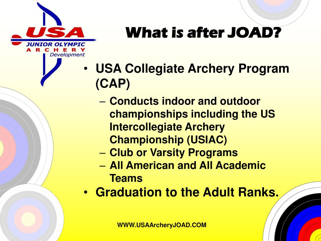 What is after JOAD?