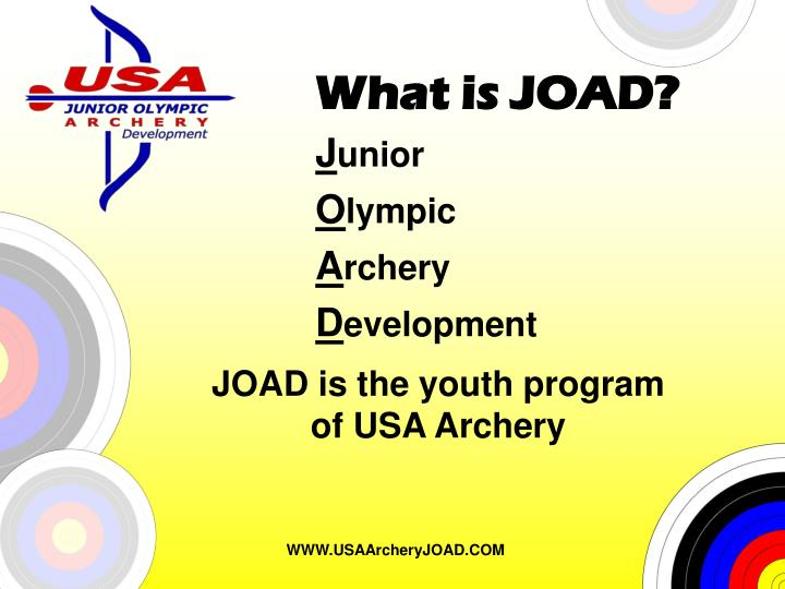 What is joad
