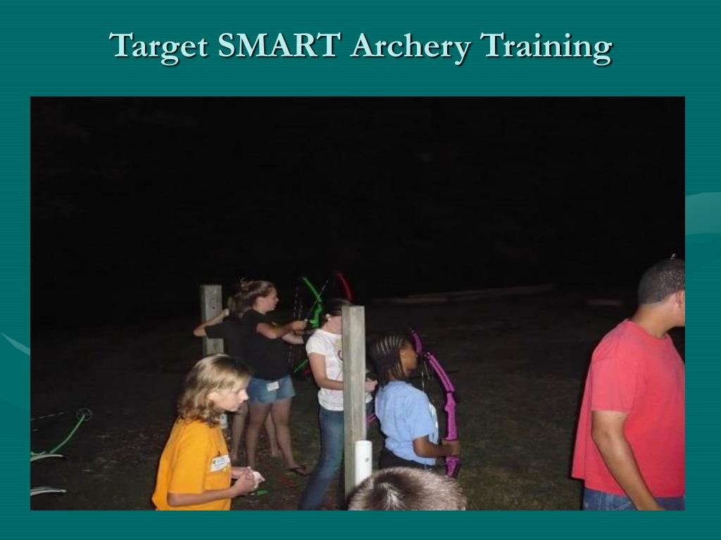 Target SMART Archery Training