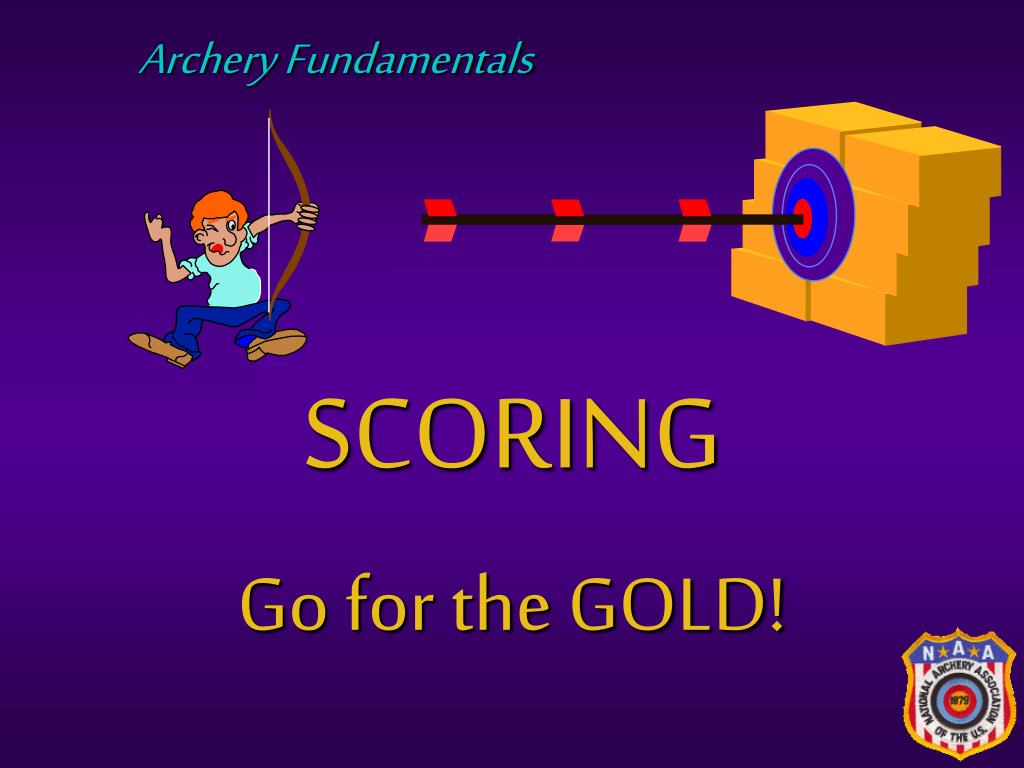 archery fundamentals l.