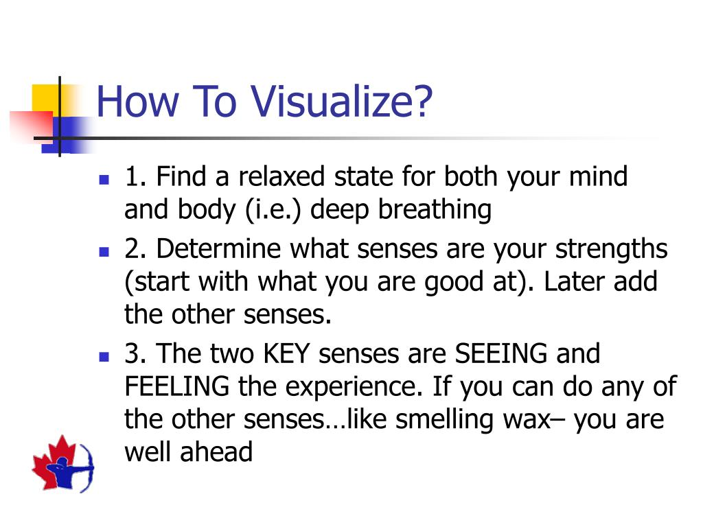 How To Visualize?