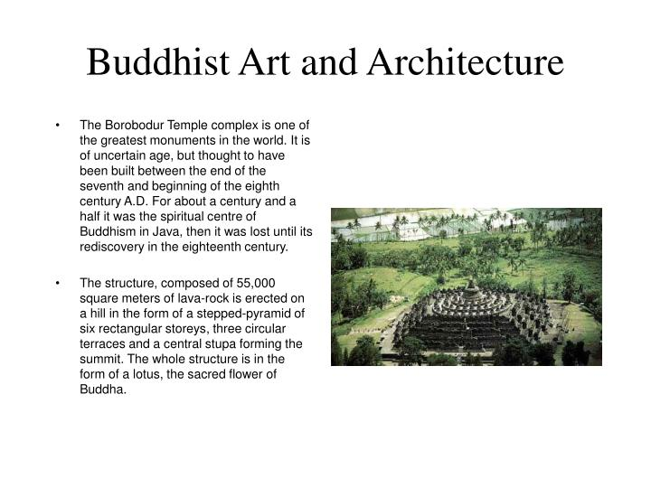 buddhist art and architecture n.