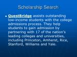 scholarship search23