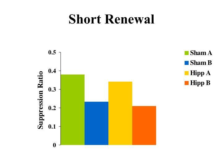 Short Renewal