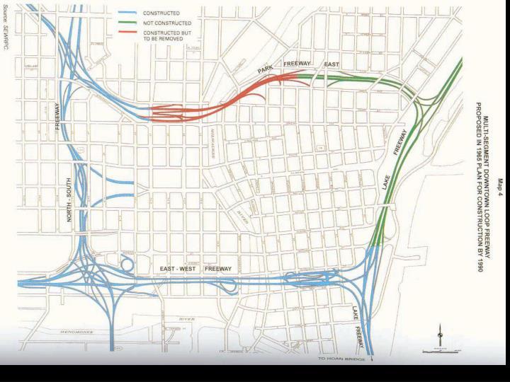 Case study 3 the park east freeway corridor redevelopment plan