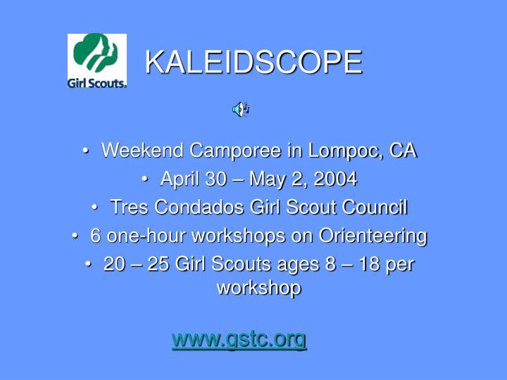 Kaleidscope