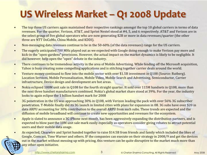 Us wireless market q1 2008 update1