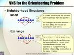 vns for the orienteering problem14