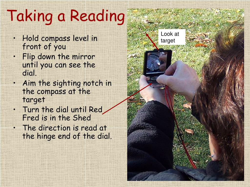 Taking a Reading