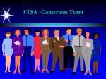 atsa cameroon team