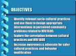objectives7