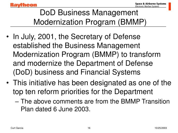 an evaluation of the business strategy of the department of defense dod National security space components of the department of defense  security  strategy and national strategy for space, has placed a high  evaluate side-by- side other organizational options  the commercial space industry and make it  easier for commercial space firms to do business with dod.