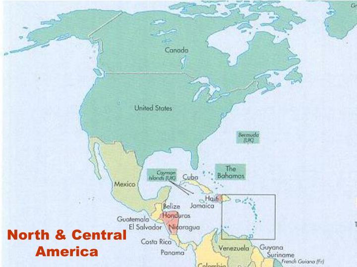 North central america