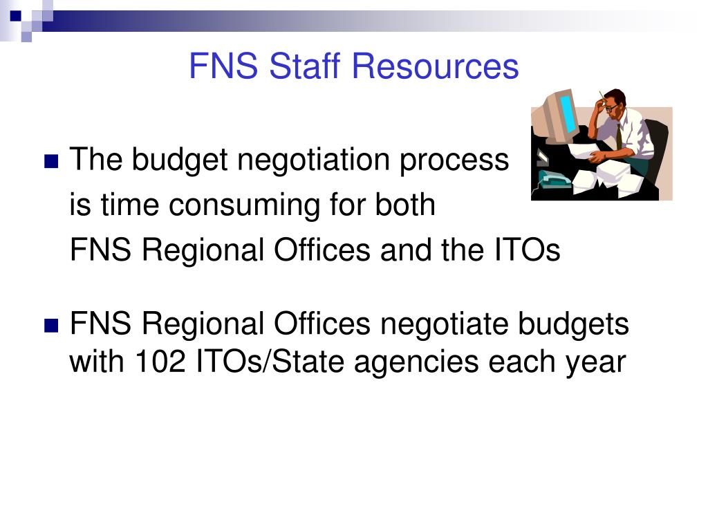 FNS Staff Resources