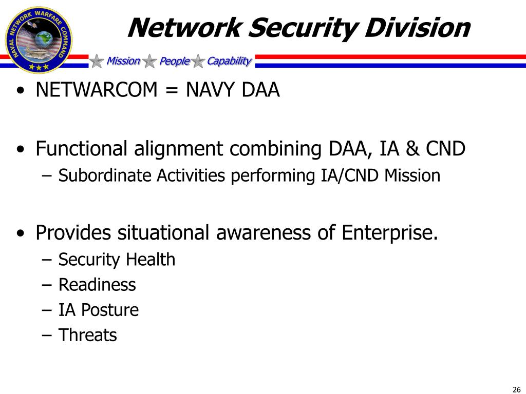 Network Security Division