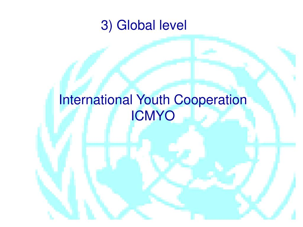 International Youth Cooperation