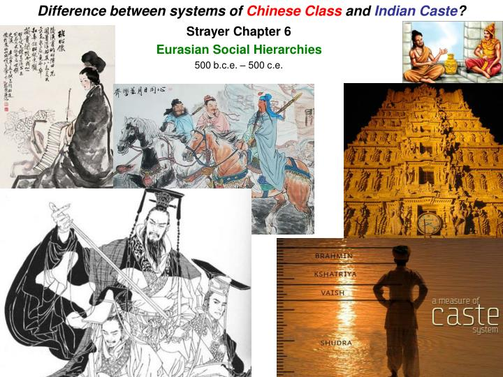compare and contrast social hierarchies of china an india China and india are the two most populous countries of the world china is the most populous country with approximately 142 billion people in 2018 india is second largest country by population with approximately 135 billion inhabitants in 2018.