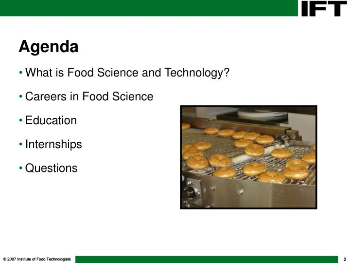 food science and technology thesis Think of all of the contemporary issues in food science, and gmos are probably at the top of the list here in america's farm belt, genetically modified (gm) agricultural crops like corn and soybeans are as common as, well, as common as a nebraska cornfield.