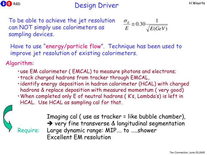 Design Driver