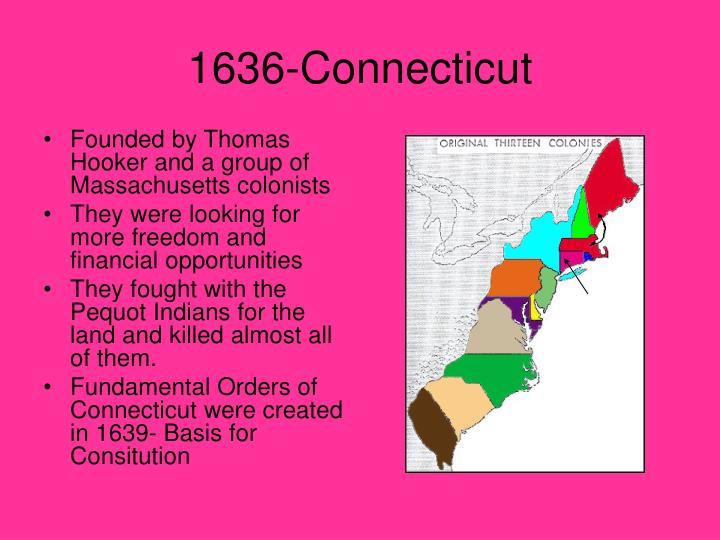 1636-Connecticut