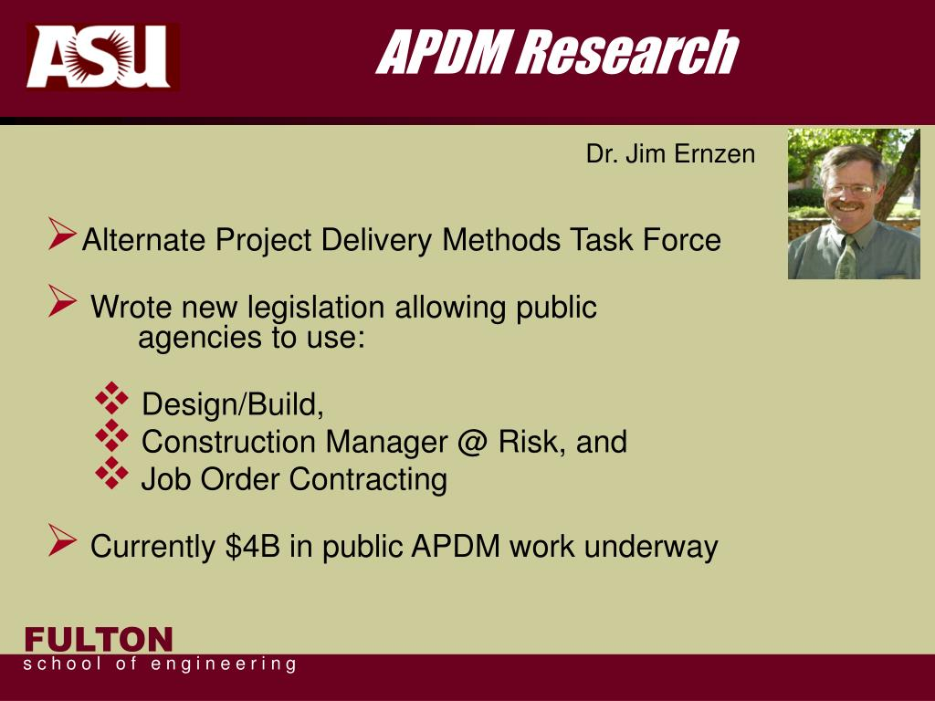 APDM Research