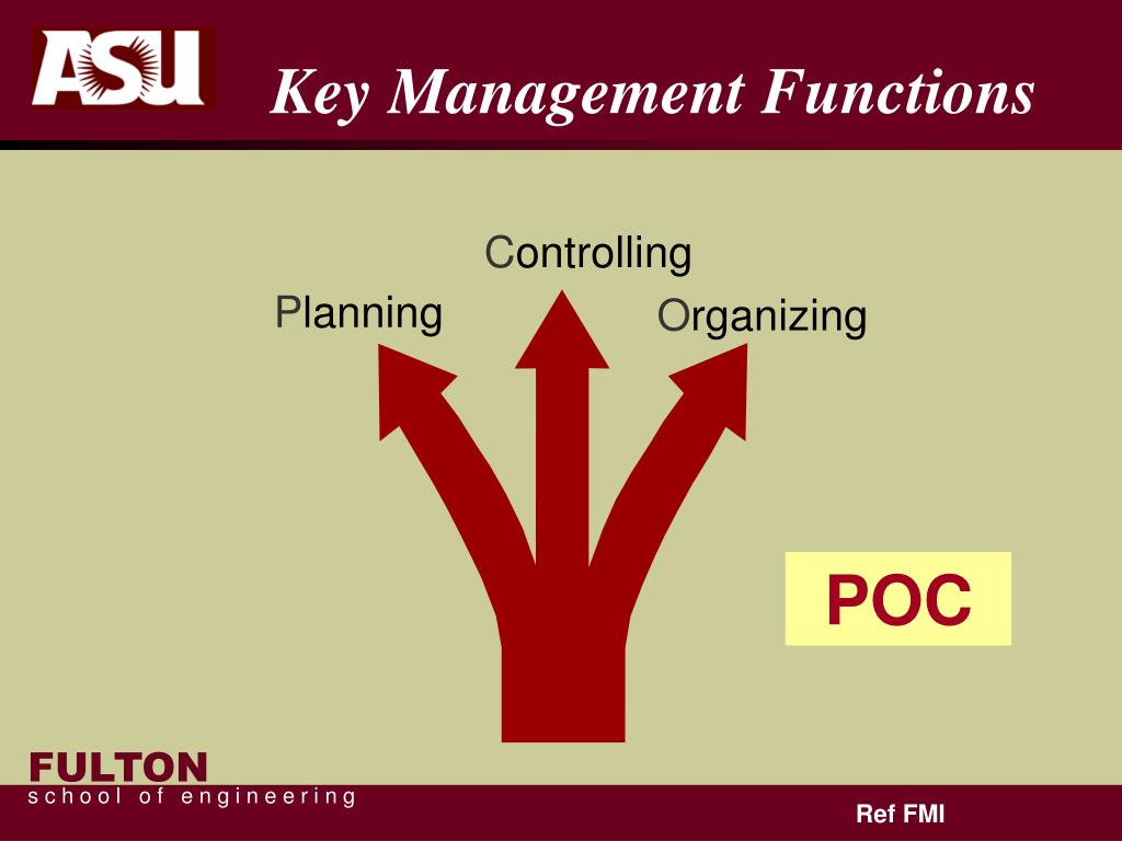 Key Management Functions