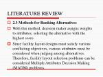 literature review13