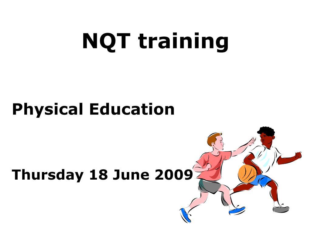 nqt training