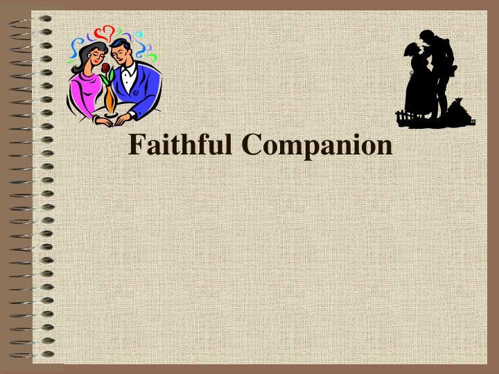 Faithful Companion