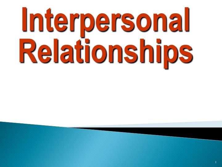 social exchange theory interpersonal relationships Interestingly, this lay definition corresponds with social exchange theory (blau, 1964), which refers to resource-based exchanges we propose that peer relationships.