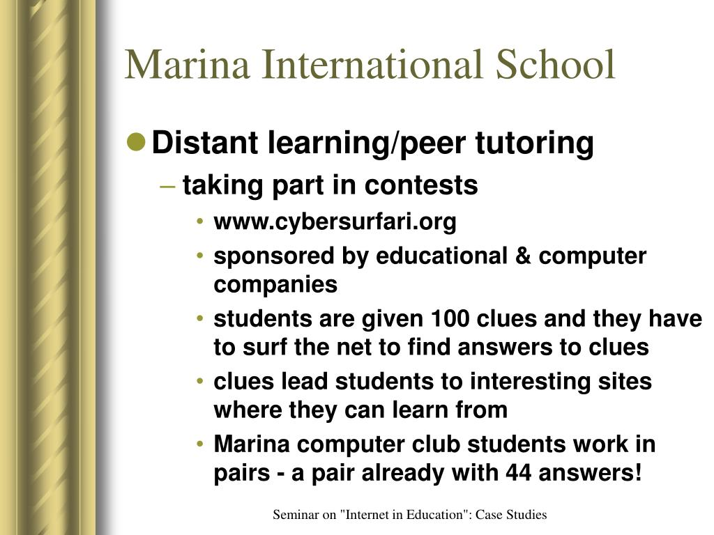 Marina International School