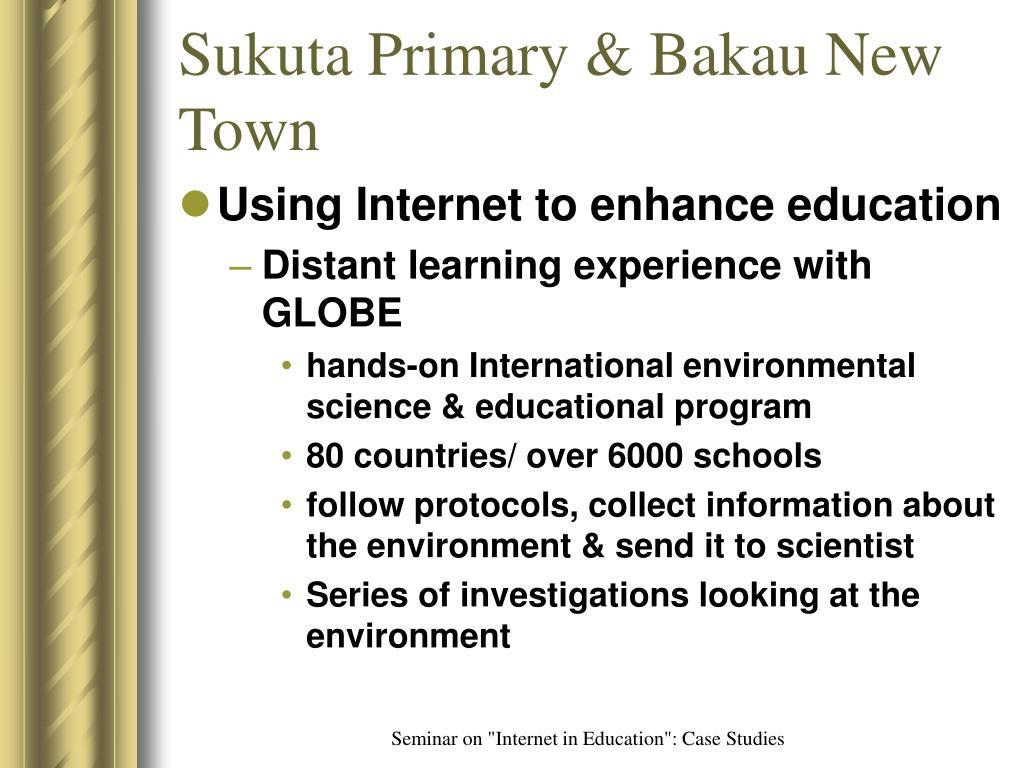 Sukuta Primary & Bakau New Town