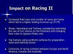impact on racing ii