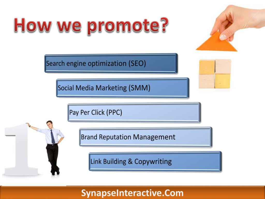 How we promote?