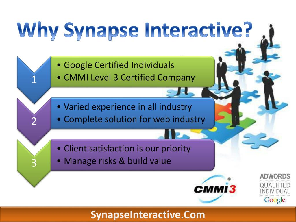 Why Synapse Interactive?