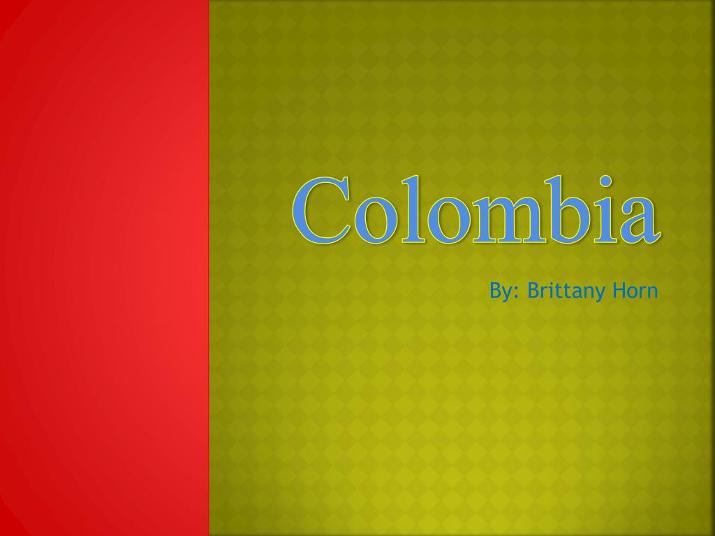 colombia l.