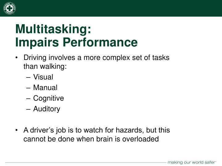 Multitasking:
