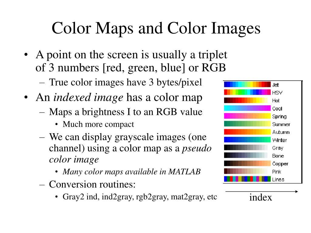 Matlab Colors Rgb