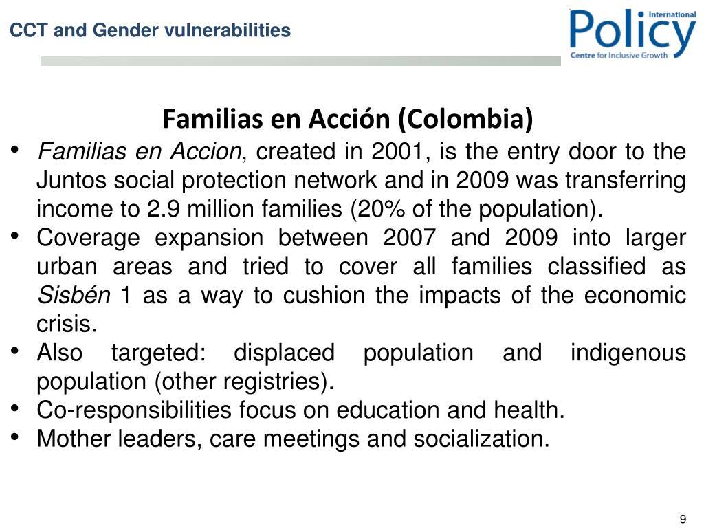 Familias en Acción (Colombia)
