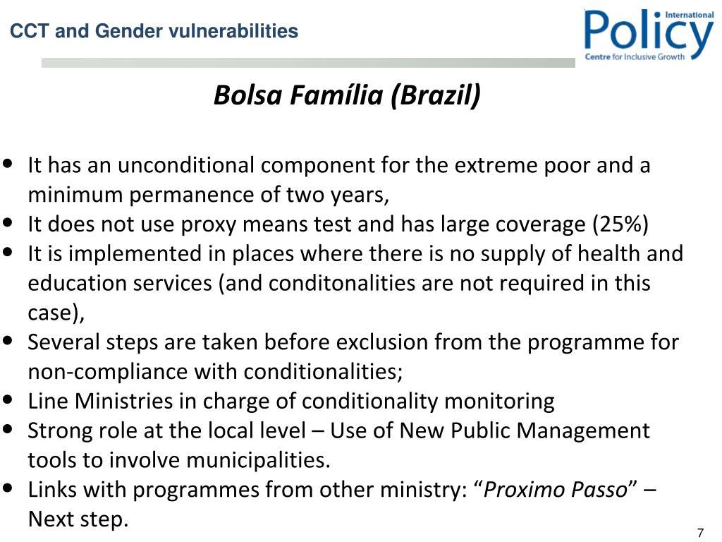 Bolsa Família (Brazil)