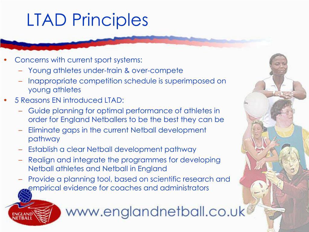LTAD Principles