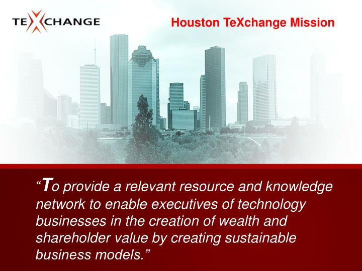 houston texchange mission n.