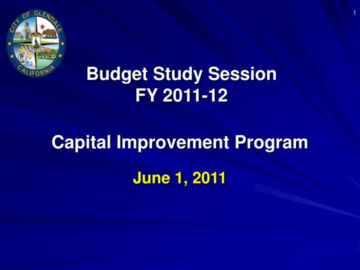 budget study session fy 2011 12 n.