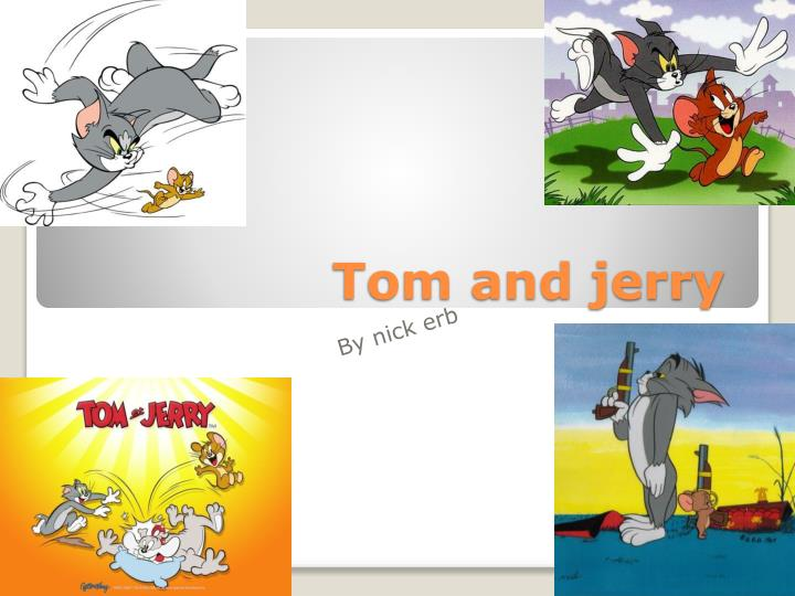 tom and jerry n.