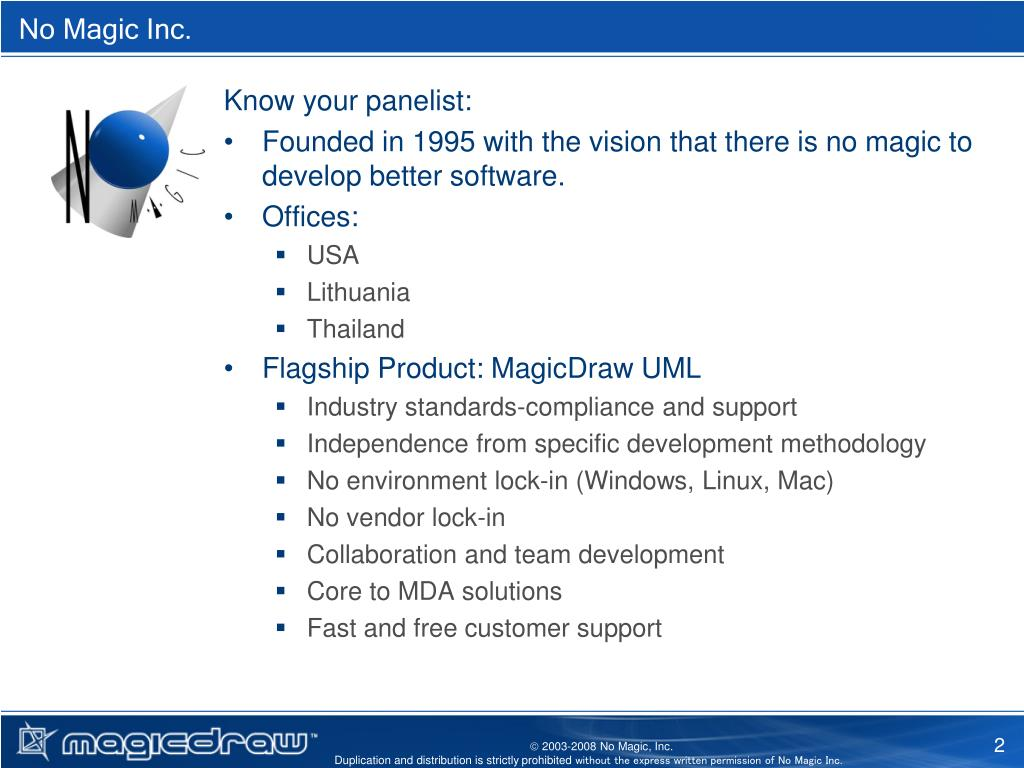 PPT - SysML Vendor Perspective PowerPoint Presentation - ID