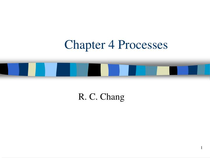 chapter 4 processes n.